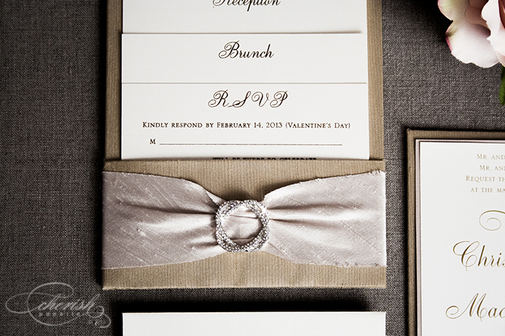Wedding Invitation Embellishments