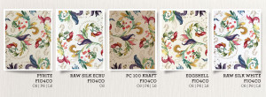 New Envelopments Colors of 2013 fiore