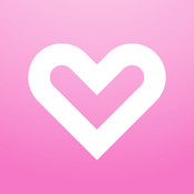 Loverly wedding app icon