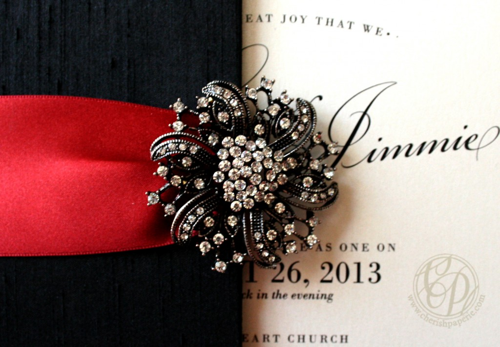 How to Make Your Invitation Stand Out embellishments