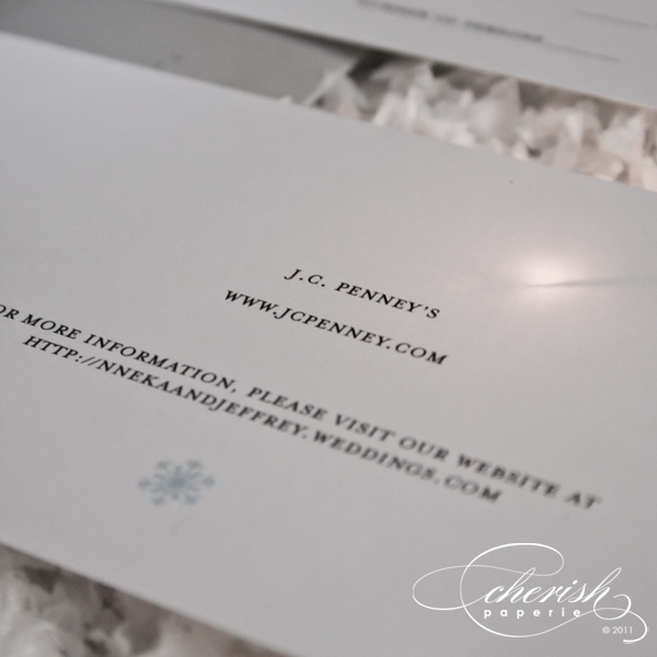 Snowflake, winter wedding, white invitations, white metallic invitations, snow wedding, winter, december wedding invitations, poinsettia, snowflake stationery