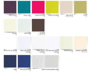 Envelopments New Colors 2014