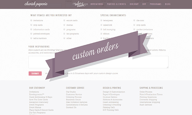 free goodies, new website, stationery, FREE stationery, free shipping on wedding invitations, wedding invitations free shipping, stationery free shipping, beautiful wedding company website