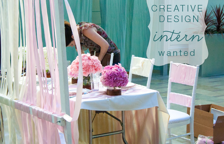 Orange County Design Internship, wedding design internship, wedding jobs, wedding industry, design internship, wedding internship, wedding stationery design job